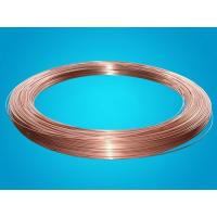 Copper capillary tube for air conditioning and