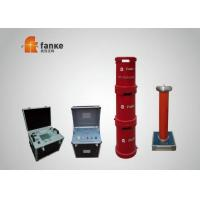 Buy cheap Portable High Voltage Cable Testing Equipment For MV Cable Testing Light Weight from wholesalers