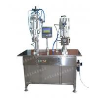 bag on valve filling machine