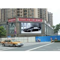Quality Fixing Usage Large Digital Billboard Advertising Standard Water Proof Cabinet for sale
