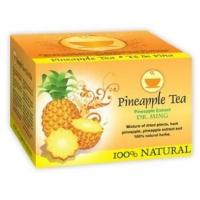 Quality Dr Ming Pineapple Tea Natural Slimming Tea Coffee To Lose Weight Qickly No Side Effects for sale