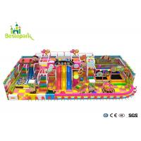 China Residential Baby Indoor Playground Anti - Static With Customized Size for sale