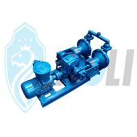 Buy cheap Customized Cast Iron Electric Diaphragm Pump Membrane Pumps Compact Structure from wholesalers
