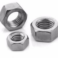 Quality DIN 934 Stainless Steel Hex Nuts M16 Automotive / Heavy Industry Used for sale