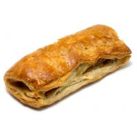 Quality European Standard Dough Laminator Puff Pastry Machine with Auto freezing Tunnels for Sausage Roll for sale