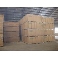 China Laminated medium density particleboard / veneered mdf sheets with 5% ~ 12% moisture on sale