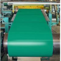 Quality color coated galvanized steel coil for sale