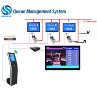 Quality LCD Counter Queue Management System For Bank/Hospital/Clinic Service Center for sale