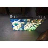 Quality Light Weight Thin Rgb Led Screen Stage , Full Color Led Signs High Resolution for sale
