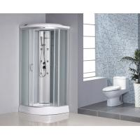 Buy cheap Supermarket /  Star-Rated Hotels Modern Shower Cubicles 850 X 850 X 2150 mm from Wholesalers