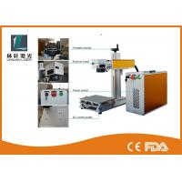 Quality 50000 Hours Long Life Air-Cooling Jewelry Laser Marking Fiber Machine For Date / Numbers for sale