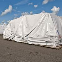 Quality 800 G PVC Tarpaulin Truck Cover Waterproof For Roof , Heavy Duty Canvas Tarps for sale