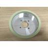 CBN HSS Tools Resin Bond Grinding Wheel , Magnetic Diamond Cut Grinding Wheel for sale