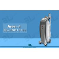Powerful vertical intense pulsed light IPL beauty machine with the slight pain and excellent effect