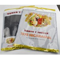 Quality Large - Capacity Moisturizing Cigar Plastic Bags Sponge With Humidified System Inside for sale