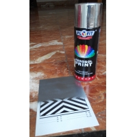 Quality Non Toxic Quick Dry Waterproof Acrylic Spray For Smooth Car Coating for sale