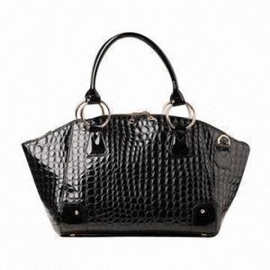 China ODM USB 24-bit Fashionable Quality Ostrich Grain/Female Shoulder Bag, Aslant Angle on sale