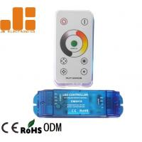 Quality Constant Voltage RGB RF Wireless LED Controller With 17 Preseted Modes DC12V - 24V for sale