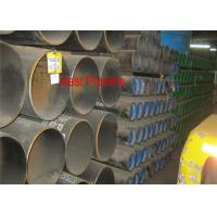 China TP304L TP316 Electronic Resistance Welded Pipe Beveled Ends Iron Protector on sale