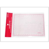 Quality Kearing Flexible Square Quilting Pattern Making Ruler 15 * 11 cm with Grids for Fashion Design for sale
