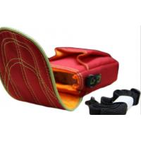 Buy cheap Long Straps Have Metal Buckle Red Oxford Fabric Waterproof Nylon Camera Bag from wholesalers