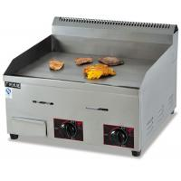 Quality Commercial Electric Griddle / Countertop Gas Griddle 36.7KW , Stainless Steel for sale
