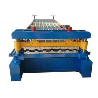 Quality 70mm Shaft Roof Tile Roll Forming Machine High Working Mechanical Properties for sale