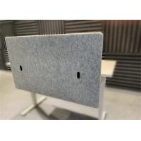 China Noise Cancelling Office Workstation Partition Desk Divider Panels Sheet Packing on sale