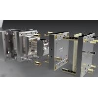 Quality Industrial Precision Injection Molding Hot Runner Pinpoint Gate Texturing for sale
