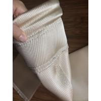 Quality High Temperature Filter Bag 1000 Degree High Silica Fabric Bag for sale