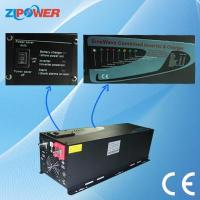 Buy cheap Solar Inverter/Pure Sine Wave Low Frequency Inverter Charger 1000W-6000W (LW from wholesalers