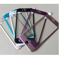 China Chrome technology tempered screen protector for Apple Iphone accessories on sale