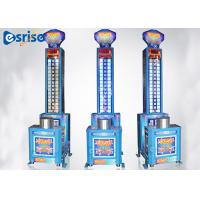 Quality Boxing Arcade Punching Machine Metal Cabinet Firm Durable Tickets Redemption for sale