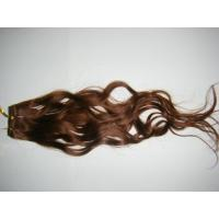 Quality Hand Tied Weft Hair for sale