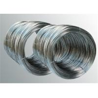 Quality Extension Force Galvanized Steel Wire Rolled Stainless Steel Binding Wire for sale