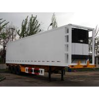 Quality 40 Feet  3 axls Koegel FRP+PU+FRP composite Insuated and Refrigerated container box semi-trailer   9303XLC for sale