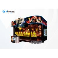 Quality Indoor 7D Cinema Simulator Theater Equipment Special Effects Motion Chairs for sale