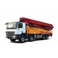 China BENZ Chassis Concrete Mixer Machine 60m Large With REXROTH Main Components on sale