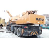 Mobile Crane Near Me : Ton original japanese used kato mobile crane nk e of