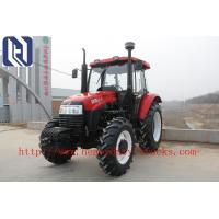 China SHMC 4X2 2WD Road Tractor with 22horsepower , Red 4 Wheel Drive Tractor on sale