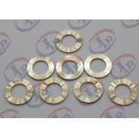 Quality Precision CNC Machining Services , Brass Flat Washers with Ra 1.6 Roughness for sale