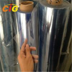 Quality Transparent Protective Plastic Film Sheet , Flexible Clear PVC Film Rolls for sale