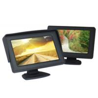 China 4.3 inch incar monitor stand monitor car monitor OEM manufacturer China on sale
