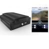 3G / 4G Mobile Vehicle DVR Truck Automotive Video Recorder H.264