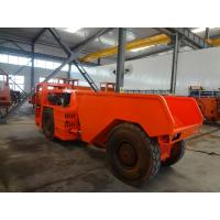 Quality Mini Truck 5 Tons Low Profile Dump Truck Underground Mining Trucks Tunneling Truck for sale
