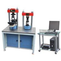 China Constant loading Compression Flexure Testing Machine with Concrete bending on sale