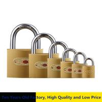 China Imitation Copper High Security Padlock IP65 Grade For Household Meter Box on sale