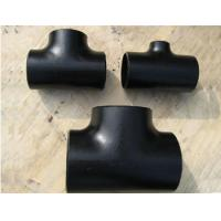 """Quality ASTM A234 WPB Equal Tee 42"""" STD Carbon Welded for sale"""