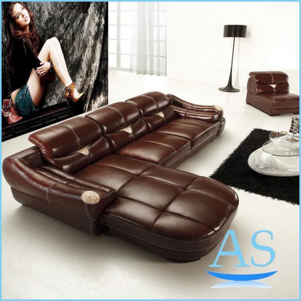 Modern Leather Sofa Sofa For Living Room Furniture Modern Sofa SL08