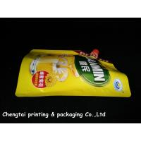 Buy cheap Non leakage Laminating Stand Up Pouch With Spout for Juice packing from Wholesalers